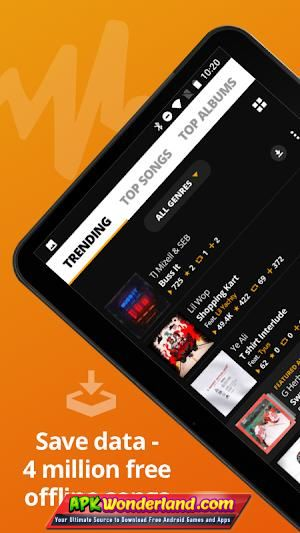 Deezer Music Player MOD APK (Premium Unlocked) Download