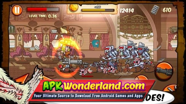 download wild blood mod apk for android