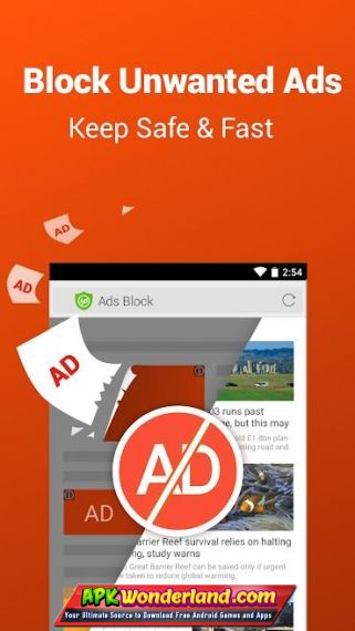 CM Browser Fast And Secure 5 2 Apk Mod Free Download for