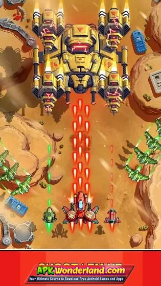 Space Squad Galaxy Attack 7 8 Apk Mod Free Download for
