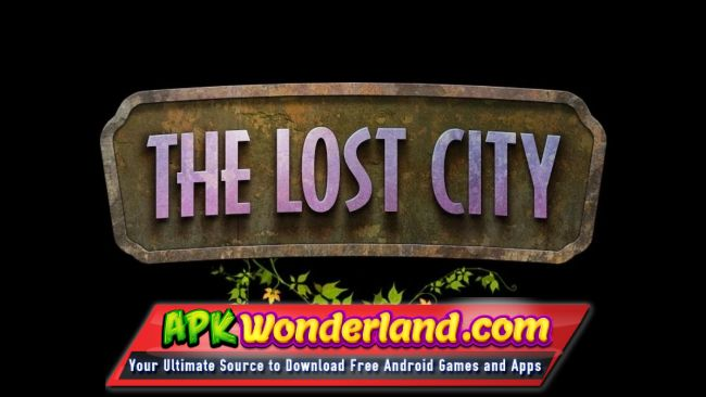 The lost city apk android game free download.