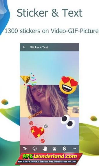 Video2me GIF Maker & Video Editor Pro 1 Apk Mod Free