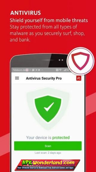 antivirus for android free download apk
