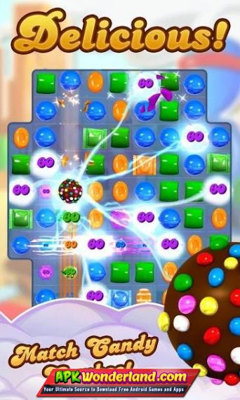 candy crush friends mod apk android 1