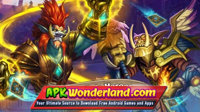 Hearthstone Heroes of Warcraft 13 2 28855 Apk Mod Free