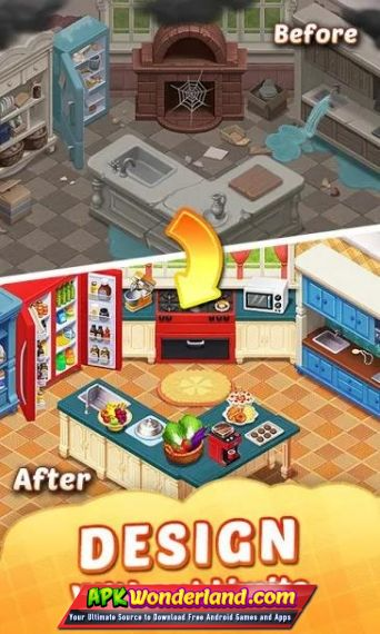 Matchington Mansion Match 3 Home Decor Adventure 1 36 0 Apk Mod