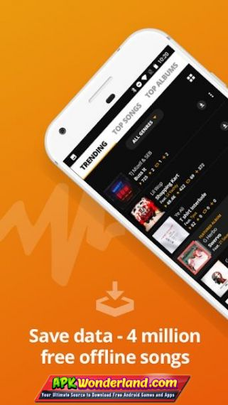 Audiomack Music 4 4 1 Unlocked Apk Mod Free Download for Android