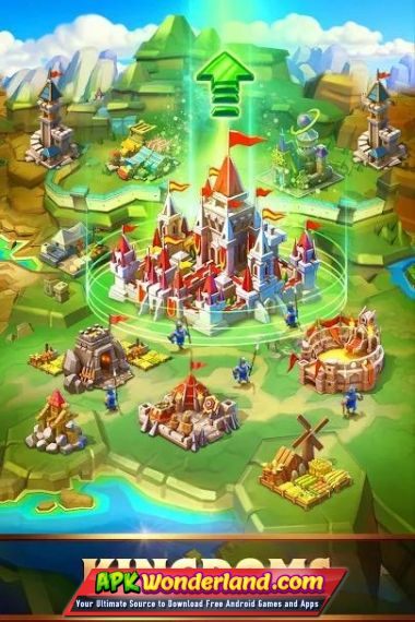 Lords Mobile 1 95 Full Apk Mod Free Download for Android - APK