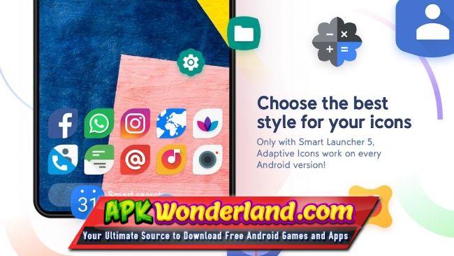 Smart apk mod | Smart Launcher MOD Apk (PREMIUM) v5 build 036 For