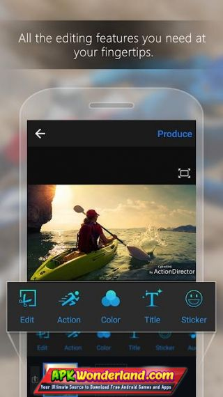 ActionDirector Video Editor Pro 3 1 3 Apk Mod Free Download