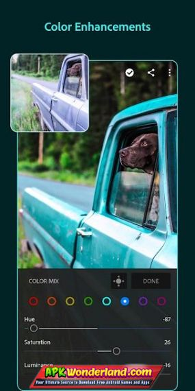 download lightroom cc mod for android