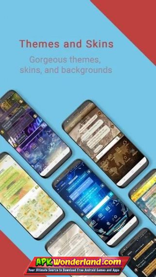 Handcent Next SMS 8 2 4 Apk Mod Free Download for Android - APK