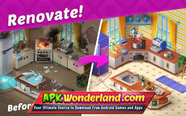 Homescapes 2 5 0 900 Apk Mod Free Download For Android Apk