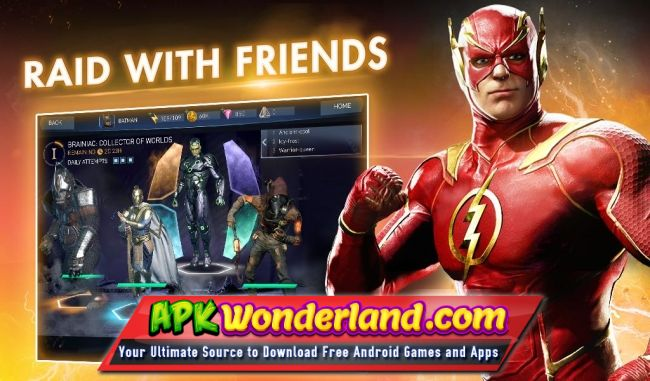 Injustice 2 Final 3 0 0 Apk Mod Free Download for Android - APK