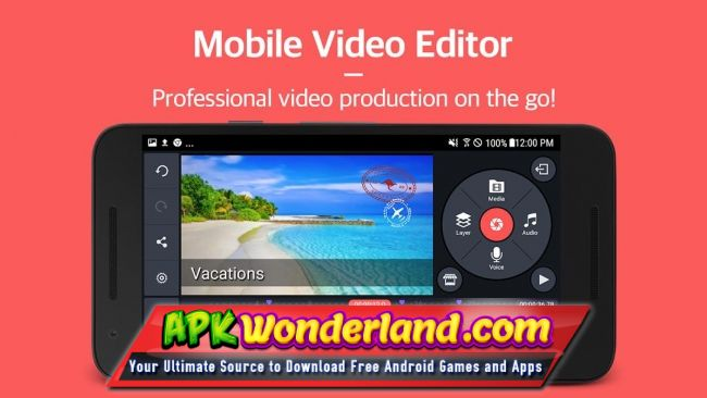 KineMaster Pro Video Editor 4 9 10 12802 Unlocked Apk Mod Free