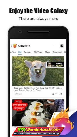 SHAREit Connect & Transfer 4 7 72 Apk Mod Free Download for