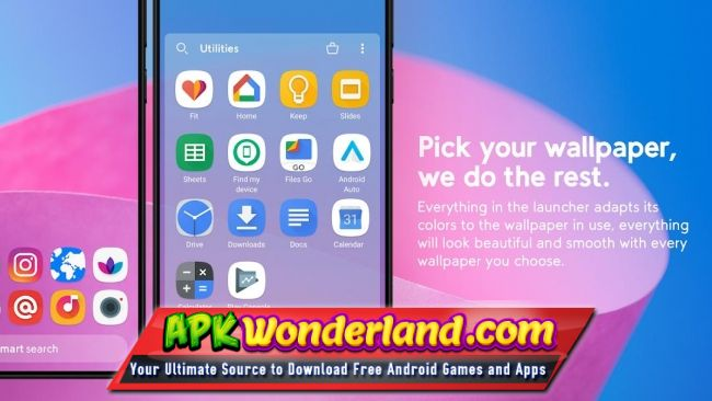 Smart Launcher 5 pro 5 2 build 34 Apk Mod Free Download for Android