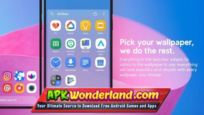 Smart Launcher 5 pro 5 2 build 34 Apk Mod Free Download for