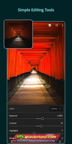 Adobe Photoshop Lightroom CC Full 4 3 Apk Mod Free Download