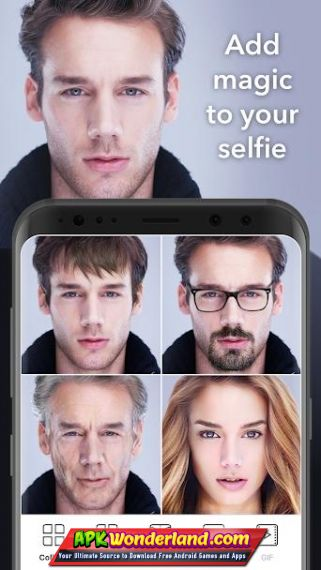 FaceApp 3 3 5 2 Pro Apk Mod Free Download for Android - APK