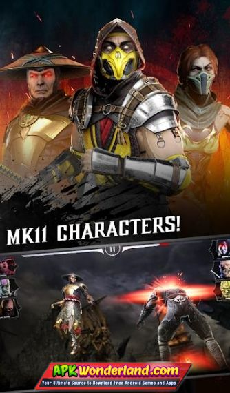 MORTAL KOMBAT X 2 1 1 Apk Mod Free Download for Android - APK Wonderland