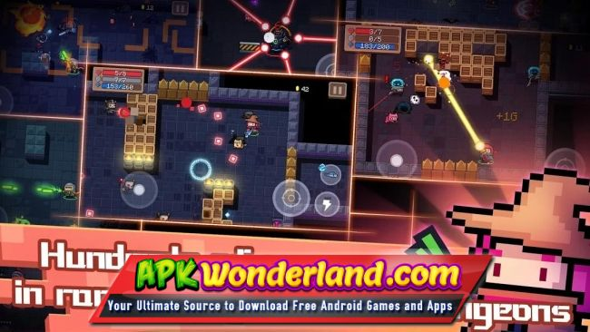 Soul Knight 2 1 1 Apk Mod Free Download for Android - APK