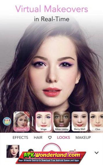 YouCam Makeup Makeover Studio Full 5 50 0 Apk Mod Free Download for