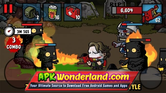 Zombie Age 3 1 3 3 Apk Mod Free Download for Android - APK