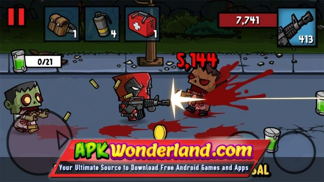Zombie Age 3 v 1.6.8 Apk Mod latest | Download Android
