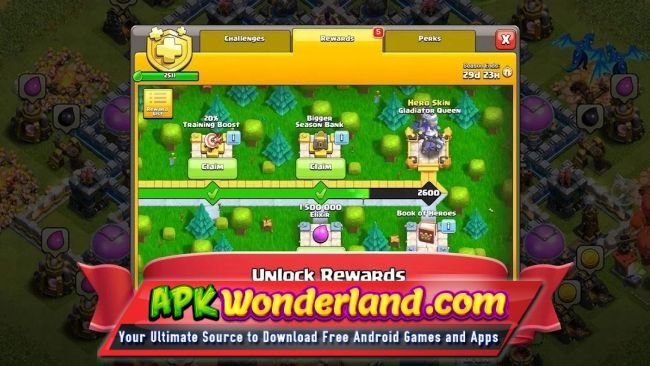 android 1 clash of clans hack apk