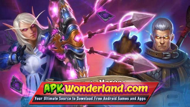 Hearthstone Heroes of Warcraft 14 4 31353 Apk Mod Free