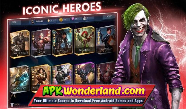 Injustice 2 Final 3 1 0 Apk Mod Free Download for Android - APK