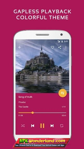 Pulsar Music Player Pro 1 9 1 Apk Mod Free Download for