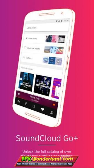 SoundCloud Music & Audio 2019 06 4 Apk Mod Free Download for Android