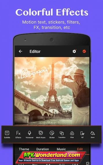 VideoShow Pro Video Editor 8 4 5 Apk Mod Free Download for Android