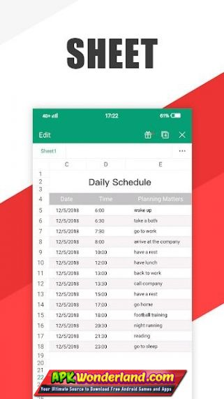 WPS Office 11 7 2 Apk Mod Free Download for Android - APK
