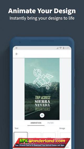 Adobe Spark Post Premium 3 4 2 Apk Mod Free Download for