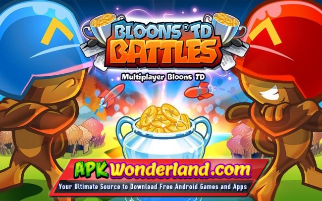 Bloons TD Battles 6 3 2 Apk Mod Free Download for Android