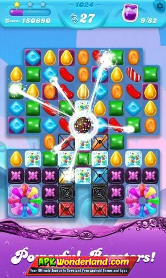 Candy Crush Soda Saga 1 143 6 Apk Mod Free Download for Android