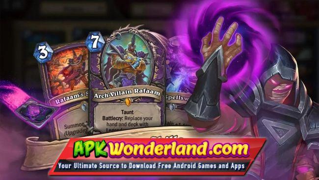 Hearthstone Heroes of Warcraft 14 6 32265 Apk Mod Free
