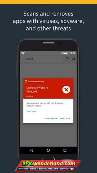 Norton Security and Antivirus Premium 4 6 1 4412 Apk Mod