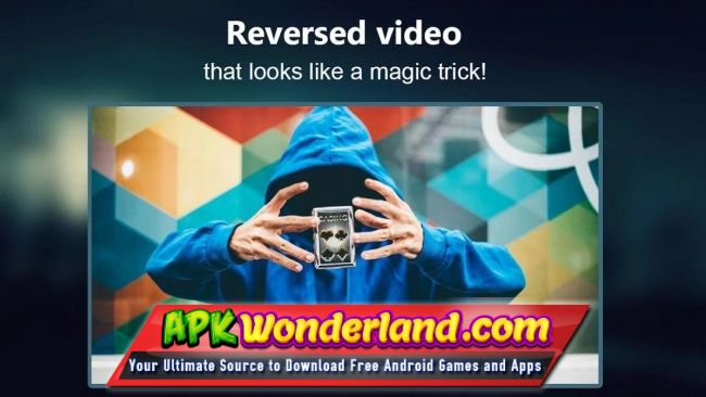 Reverse Movie FX magic video 1 4 0 24 Apk Mod Free Download for