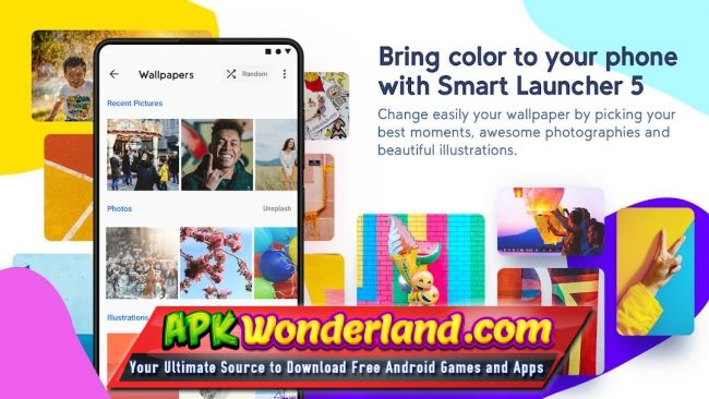 Smart Launcher 5 pro 5 2 Apk Mod Free Download for Android