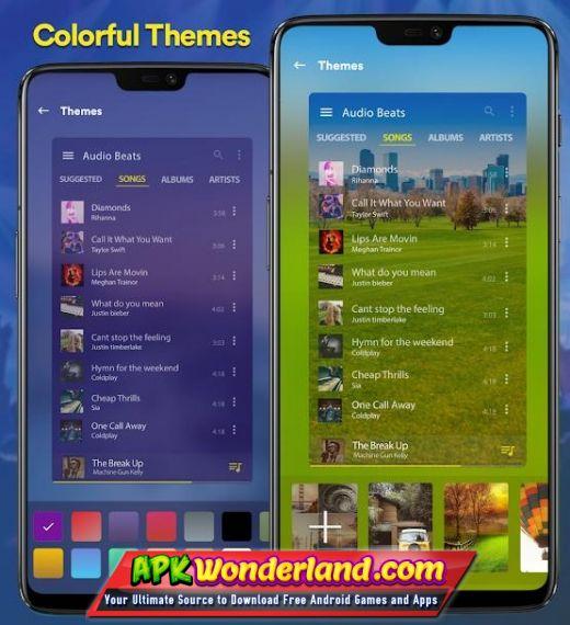 Audio Beats Mp3 Music Player Free Music Player 4 4 0 Apk Mod