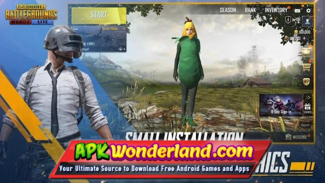 PUBG MOBILE LITE 0 14 0 Apk Mod Free Download for Android