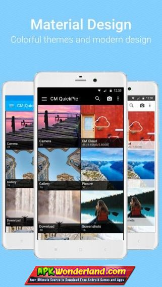 QuickPic Gallery 7 6 Apk Mod Free Download for Android - APK Wonderland