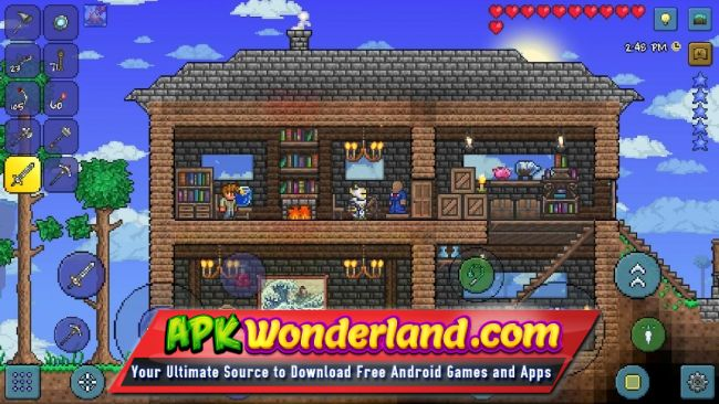 Terraria update version history for Android - APK Download
