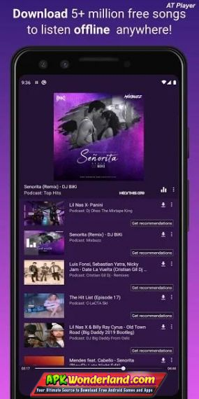 Free Music for Android - APK Download