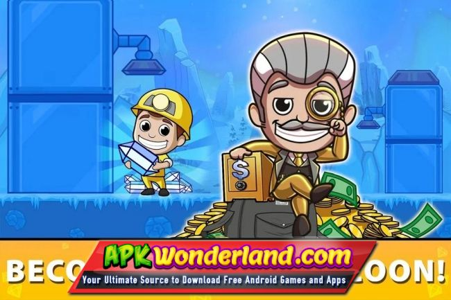 Idle Miner Tycoon 2.75.0 Apk Mod Free Download for Android ...
